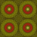 Indian pattern Stock Photos