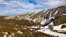 Indian Peaks Wilderness Stock Image