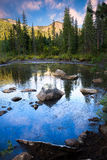 Indian Peaks Wilderness Royalty Free Stock Photos