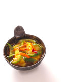 Indian pickled vegetables achar Stock Photography