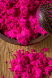 Indian pigments Stock Images