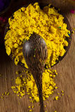 Indian pigments Royalty Free Stock Photos