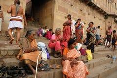 Indian Pilgrimage Stock Photos