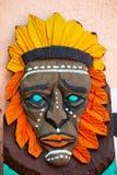 Indian pintado fotos de stock royalty free