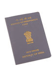 Indian PIO Card royalty free stock photos