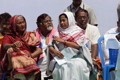 INDIAN POLITICS Stock Photography