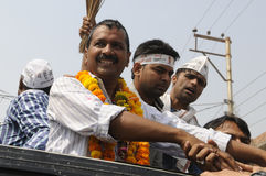 Indian Politics. Stock Images