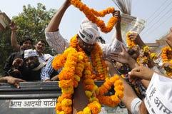 Indian Politics. Royalty Free Stock Photos