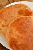 Indian poori Royalty Free Stock Photography