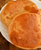 Indian poori Stock Image