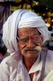 Indian Portrait Royalty Free Stock Photography