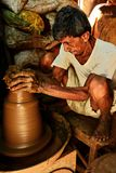 Indian Potters Stock Photos