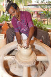 Indian Pottery Stock Photos