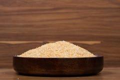 Indian powder isolated. stock image