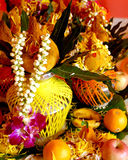 Indian prayers Royalty Free Stock Photo