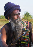Indian Priest Stock Image