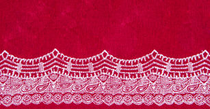 Indian print fabric Royalty Free Stock Image