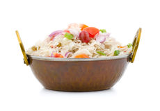 Indian pulav Stock Image