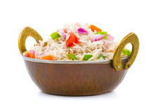 Indian pulav Stock Photos