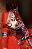 Indian puppets Royalty Free Stock Photography