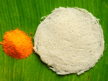 Indian putu mayam Royalty Free Stock Photo