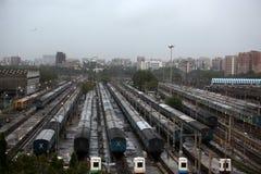 Indian Railway Royalty Free Stock Photo