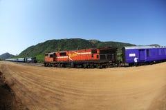 Indian Railways Royalty Free Stock Image
