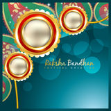 Indian rakshabandhan background royalty free illustration