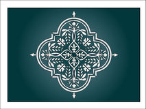 Indian rangoli Royalty Free Stock Photography