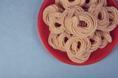 Indian Recipe Murukku Royalty Free Stock Image