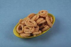 Indian Recipe Murukku Stock Image