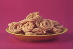 Indian Recipe Murukku Royalty Free Stock Images