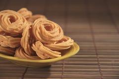 Indian Recipe Murukku Stock Images