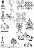Indian religion Stock Image