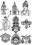 Indian religion Royalty Free Stock Images