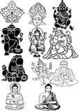 Indian religion Stock Photos