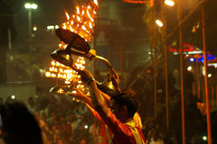 Indian religious festival Stock Photography