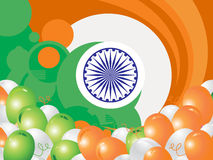 Indian republic day celebration Royalty Free Stock Photos