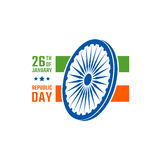 Indian Republic day Royalty Free Stock Photography