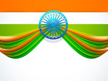 Indian Republic Day and Independence Day celebrations concept. Stock Photos
