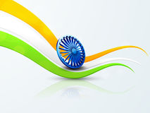 Indian Republic Day and Independence Day celebrations concept. Stock Photography