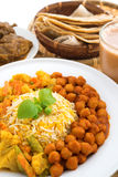 Indian rice biryani Stock Photography