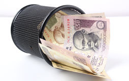 Indian rupee Royalty Free Stock Images