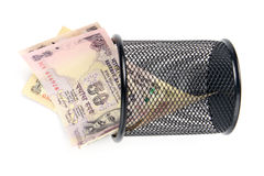 Indian rupee Stock Images