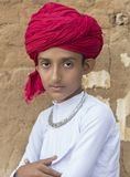 Rural Boy Royalty Free Stock Images