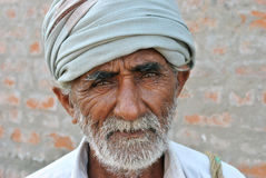 Indian rural farmer Royalty Free Stock Images