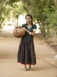 Rural Girl Stock Image