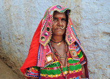 Indian rural woman Stock Photos