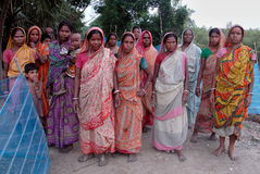 Indian Rural Women Royalty Free Stock Photo