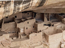 Indian's Ruins. Canyon in New Mexico, ancient Indian's ruins6 Indian reservation Stock Photography